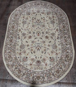 Ковер Persian 3046A_CREAM_OVAL