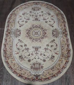 Ковер Persian 2458A_CREAM_OVAL